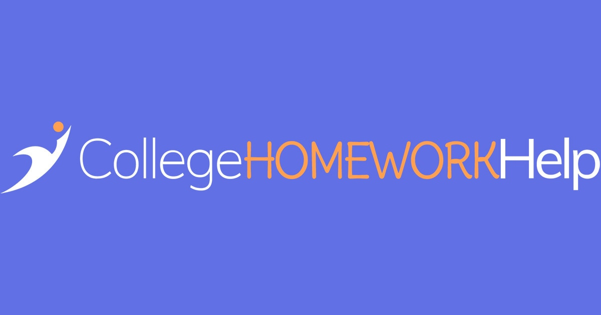 online homework help for college students Get a tutor 24/7 in 40+ subjects including math, science and english we help thousands of students get better grades every day get an expert tutor now.